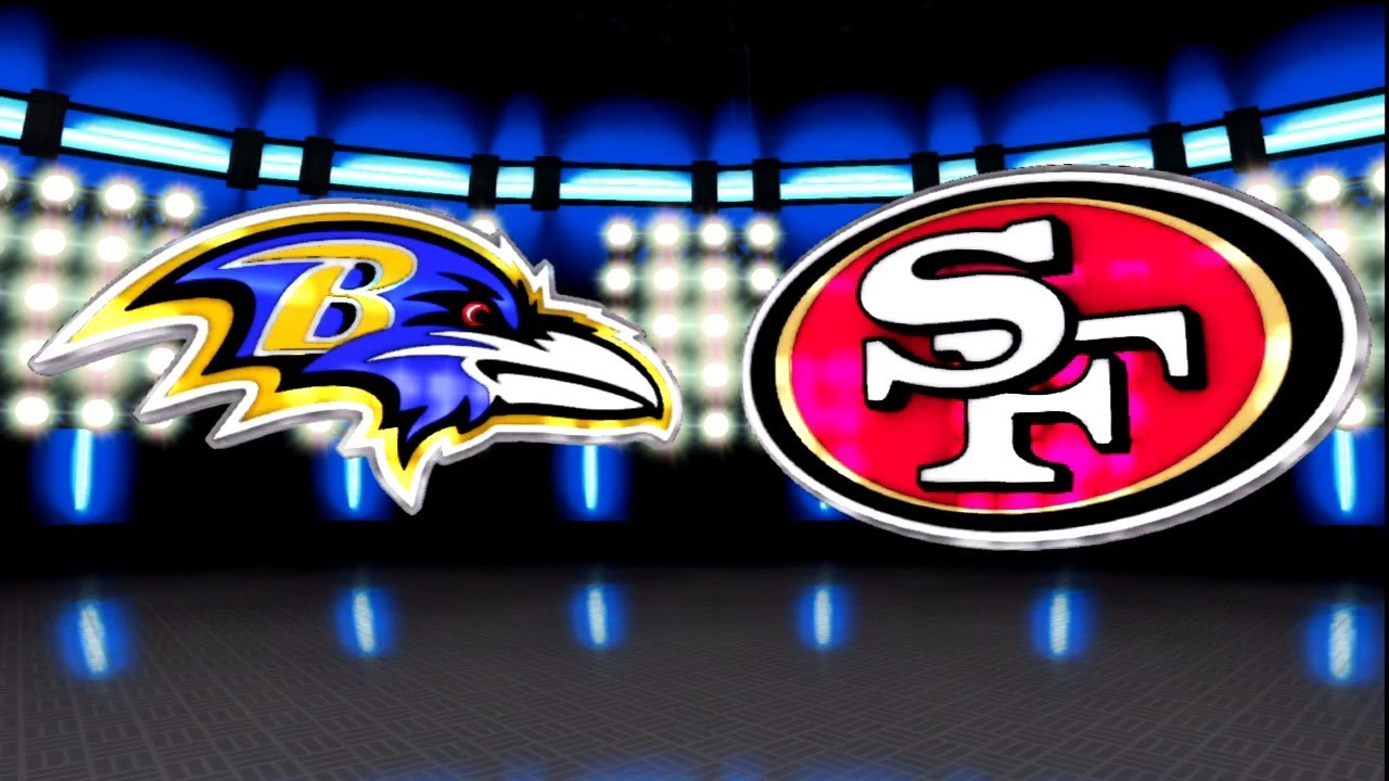 San Francisco 49ers at Baltimore Ravens