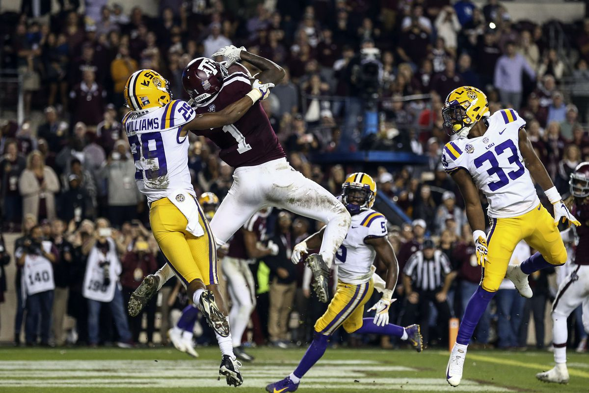 Texas A&M at LSU Odds, Pick & Betting Prediction 11/30/19