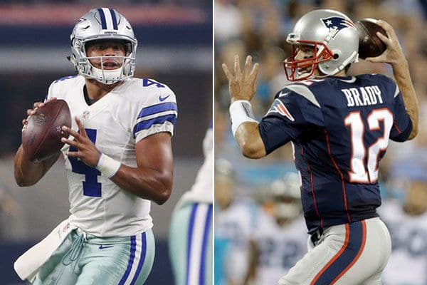 Tom Brady Or Dak Prescott
