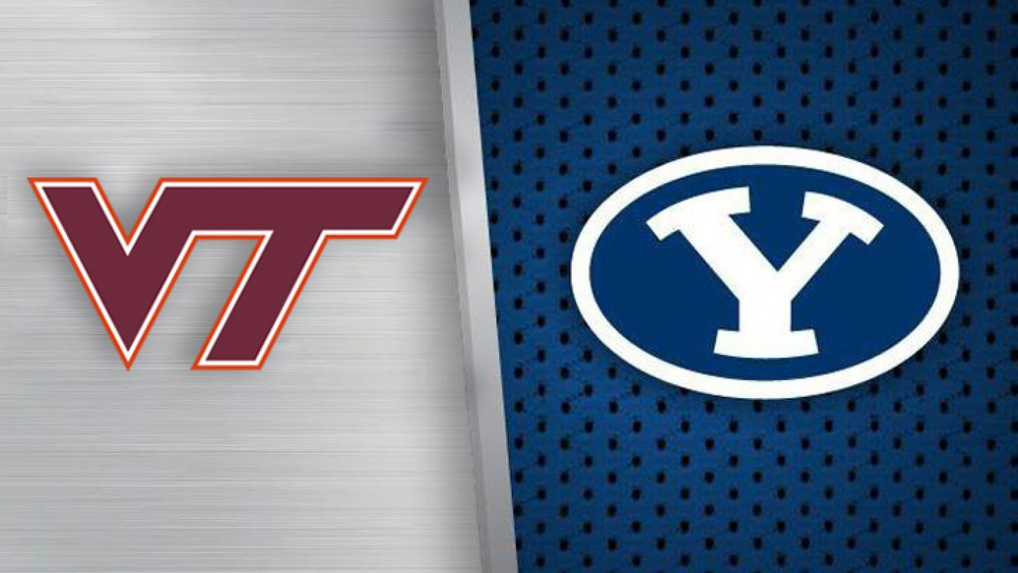 Virginia Tech Hokies vs. BYU Cougars Odds Pick & Preview 11/27/19