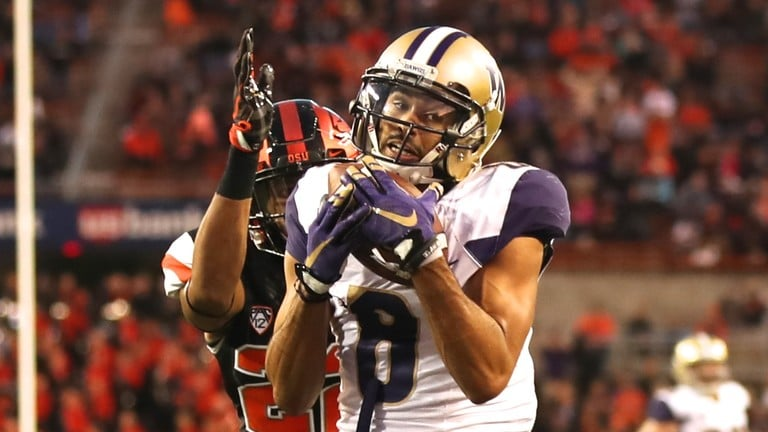 Washington at Oregon State College Football Pick 11/8