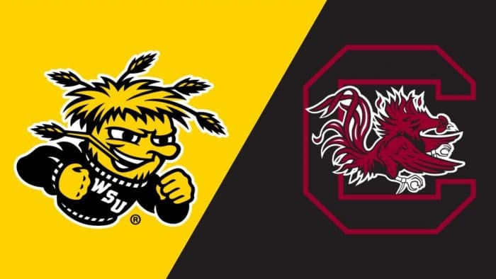 Wichita State Shockers vs. South Carolina Gamecocks ATS Pick &  Preview 11/26/19