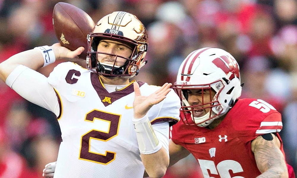 Wisconsin at Minnesota Odds, Pick & Betting Prediction 11/30/19
