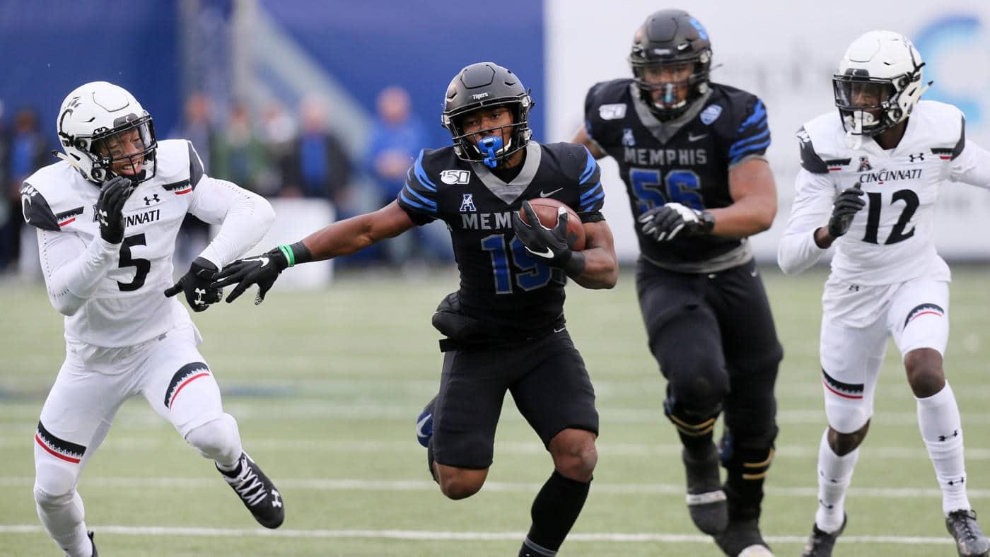 AAC Championship Pick & Preview: Cincinnati at Memphis 12/7/19