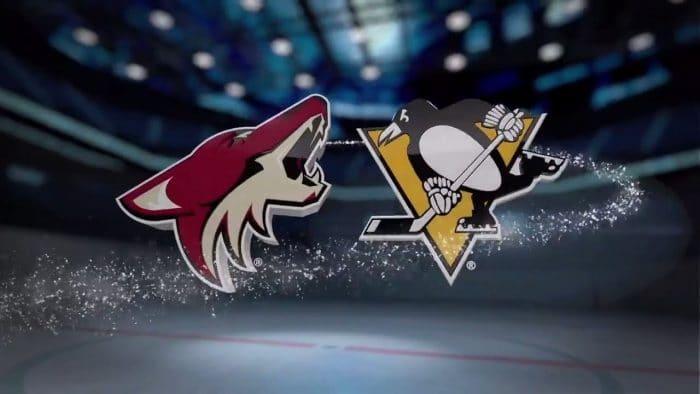 Arizona Coyotes vs. Pittsburgh Penguins Game Pick & Preview 12/6/19
