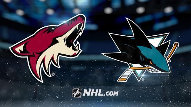 Arizona Coyotes vs. San Jose Sharks Pick & Prediction 12/17/19