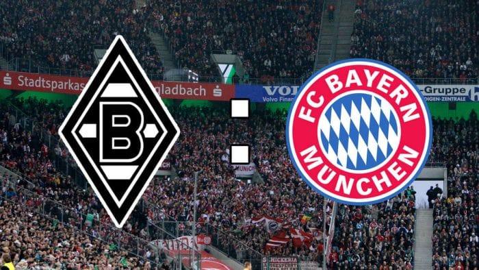 Borussia Monchengladbach vs Bayern Munich