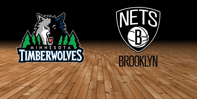 Brooklyn Nets vs. Minnesota Timberwolves Free Pick & Preview 12/30/19