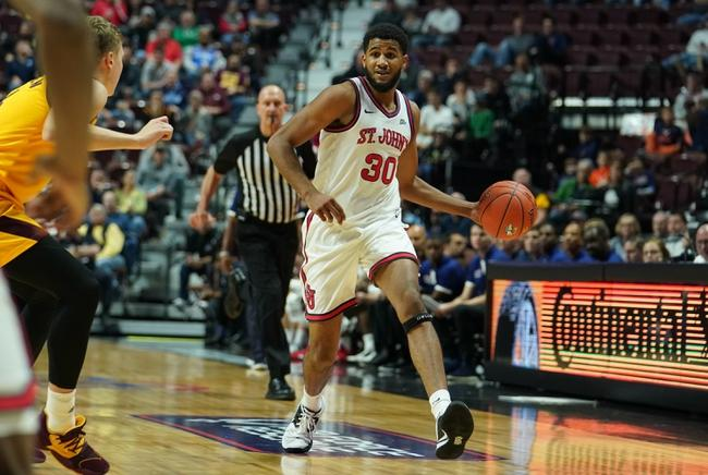 Brown Bears at St. John's Red Storm Betting Pick & Preview 12/10/19