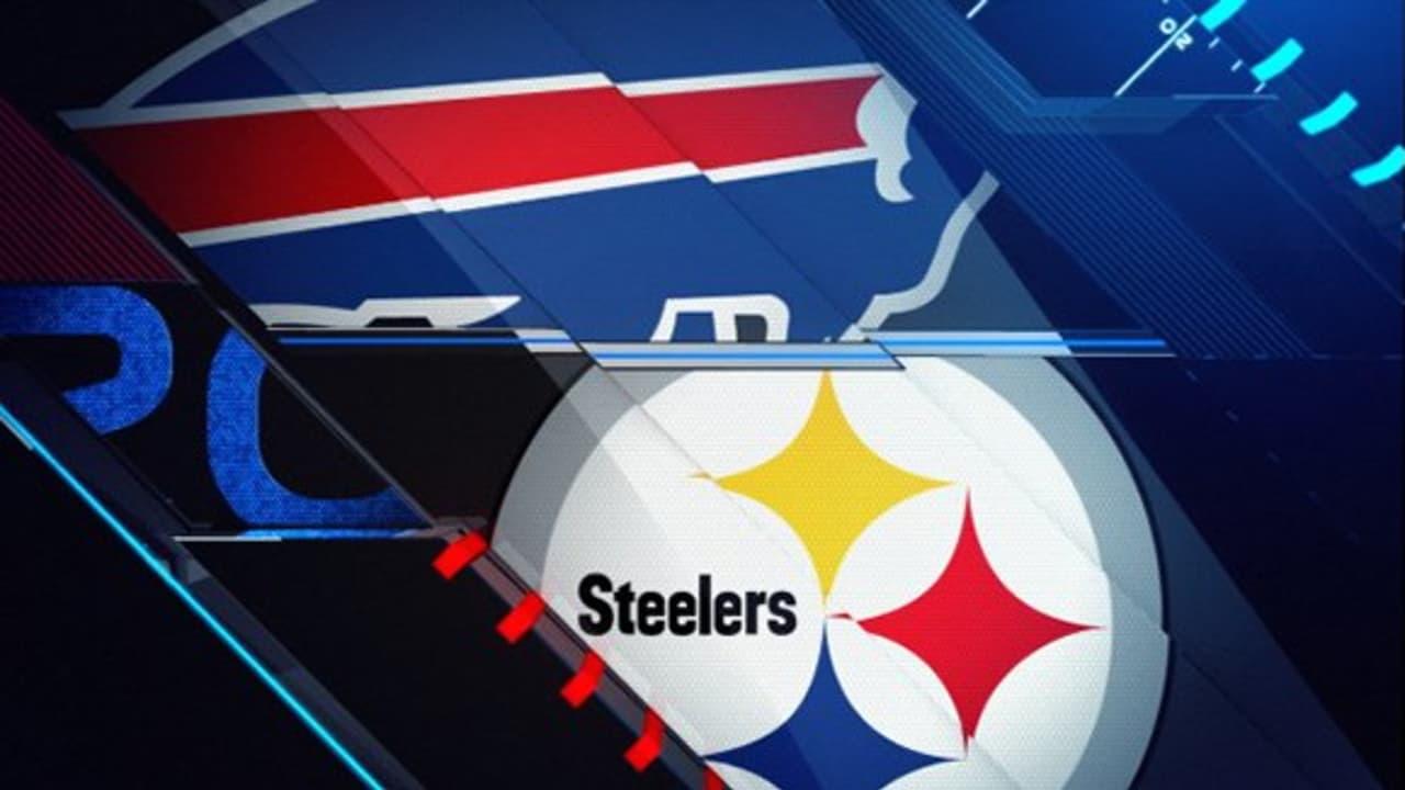Buffalo Bills at Pittsburgh Steelers