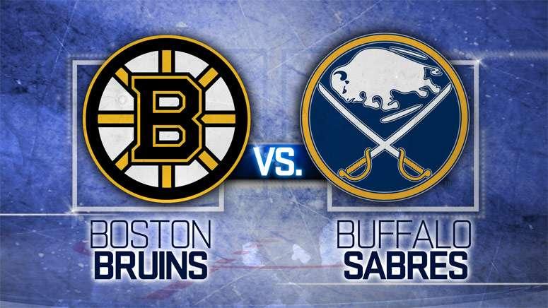 Buffalo Sabres at Boston Bruins Betting Pick & Preview 12/29/19