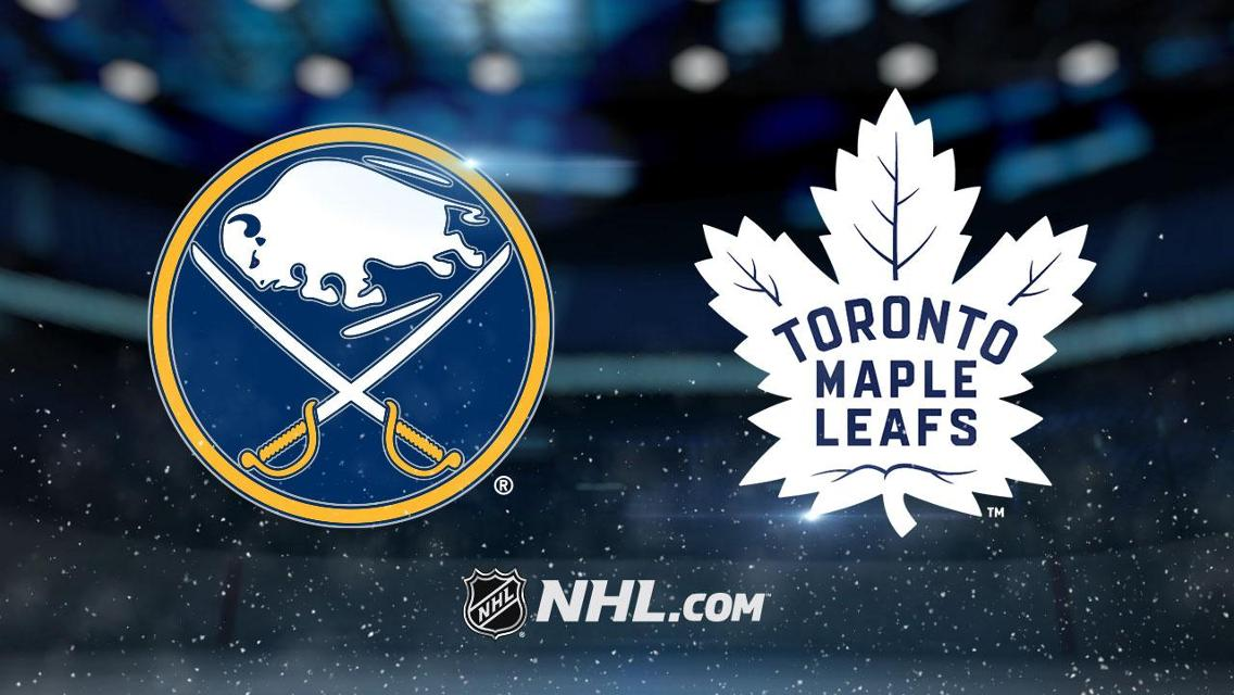 Buffalo Sabres vs. Toronto Maple Leafs Pick & Prediction 12/17/19