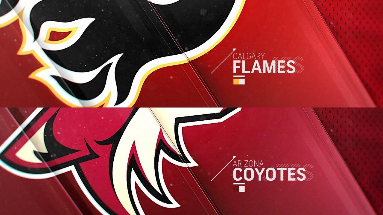 Calgary Flames vs. Arizona Coyotes Matchup Pick & Preview 12/10/19