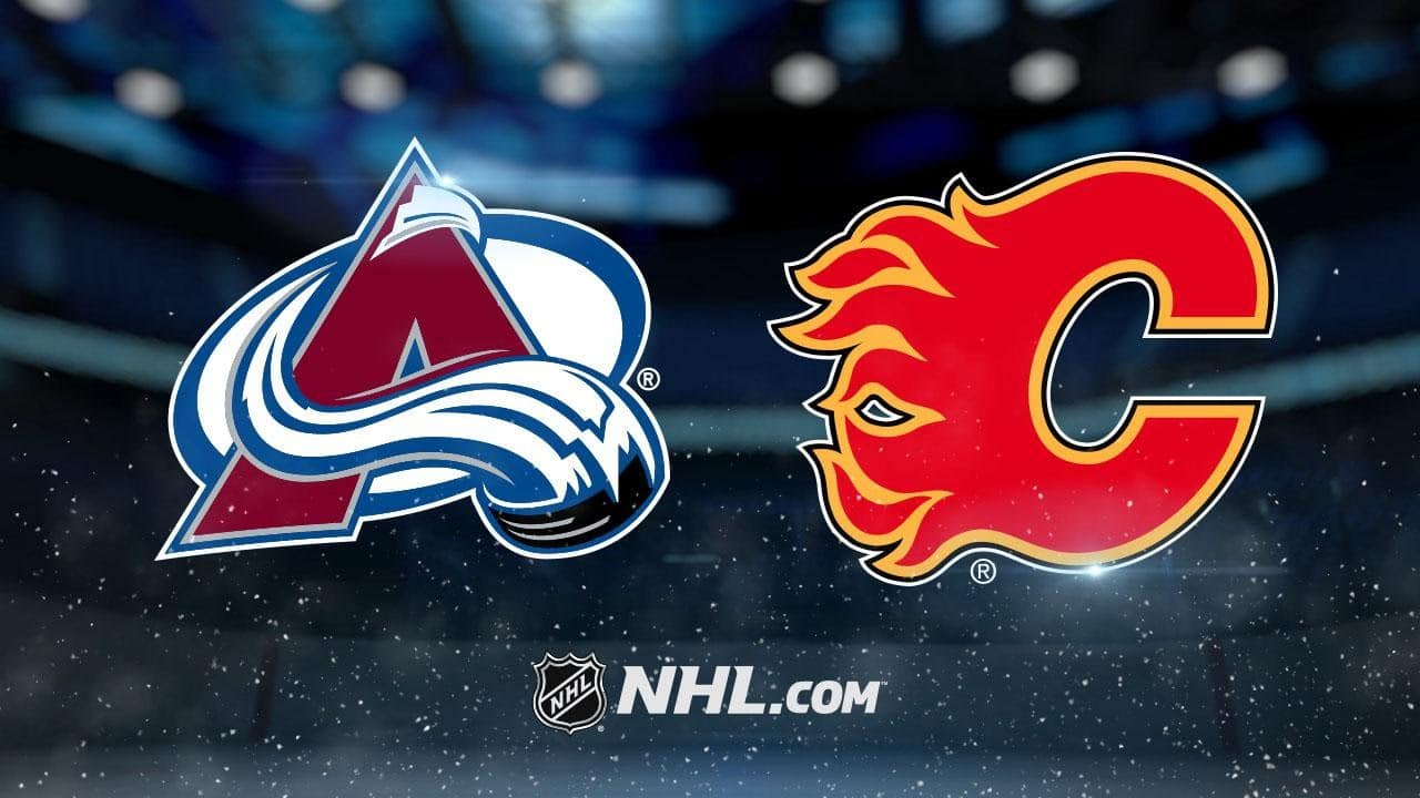 Calgary Flames vs. Colorado Avalanche Free Pick & Preview 12/9/19