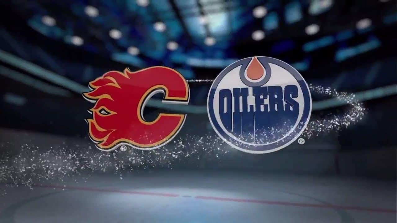 Calgary Flames vs. Edmonton Oilers