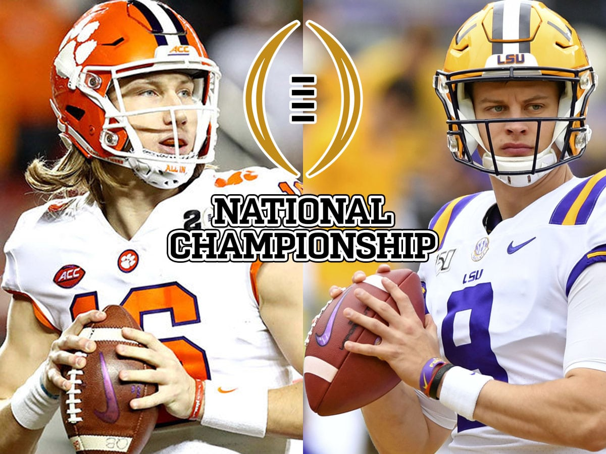Clemson Tigers vs LSU Tigers – Odds, Pick & Prediction – National Championship