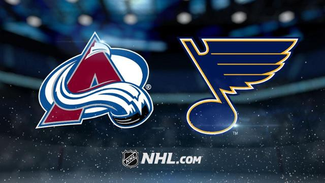 Colorado Avalanche at St. Louis Blues Matchup Pick & Preview 12/16/19