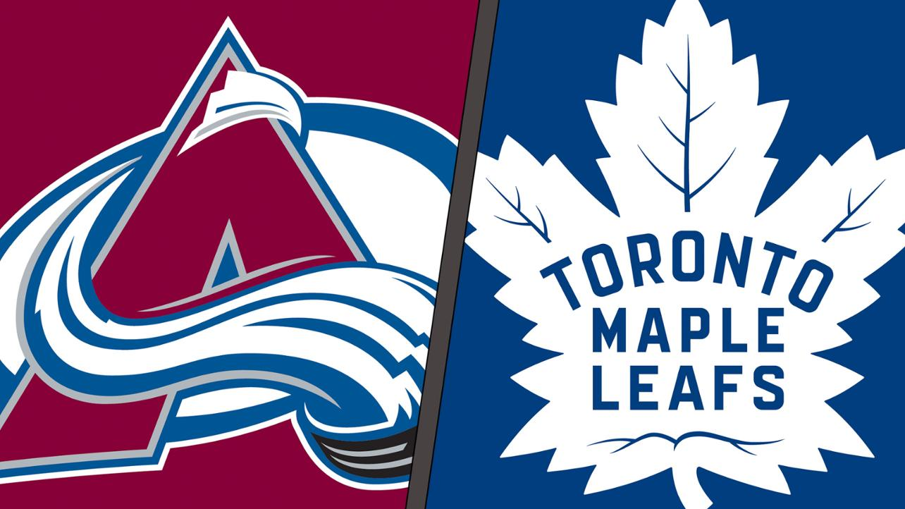 Colorado Avalanche at Toronto Maple Leafs Pick & Matchup 12/4/19