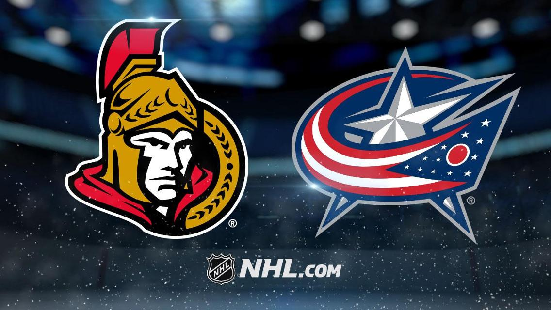 Columbus Blue Jackets at Ottawa Senators Free Pick & Preview 12/14/19