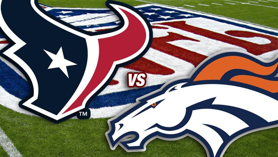 Denver Broncos at Houston Texans NFL Week 14 Pick & Preview