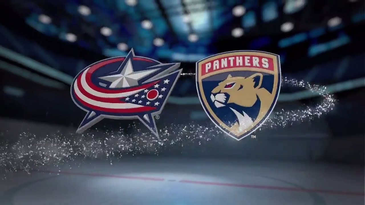Florida Panthers vs. Columbus Blue Jackets Betting Pick & Preview 12/31/19