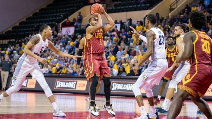 Harvard Crimson vs. USC Trojans ATS Pick & Preview 12/01/19