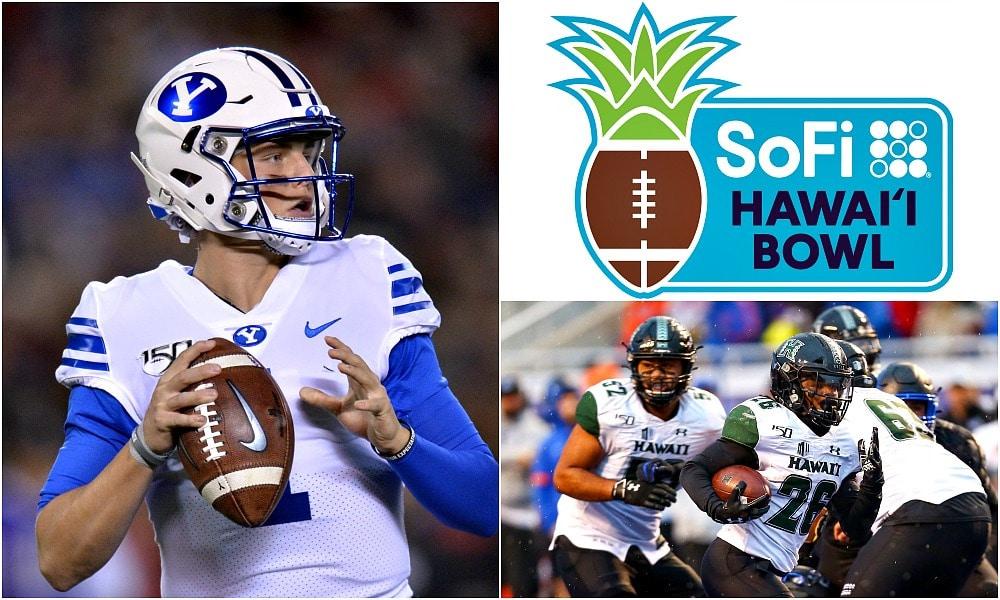 BYU Cougars vs Hawai'i Rainbow Warriors – Hawai'i Bowl Preview & Pick