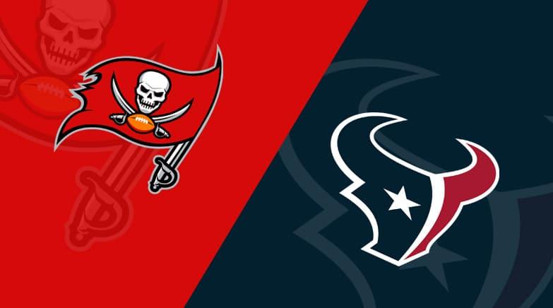 Houston Texans at Tampa Bay Buccaneers