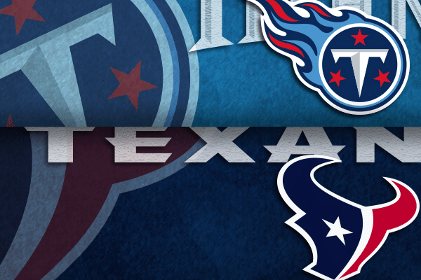 Houston Texans at Tennessee Titans Pick & Prediction Week 15