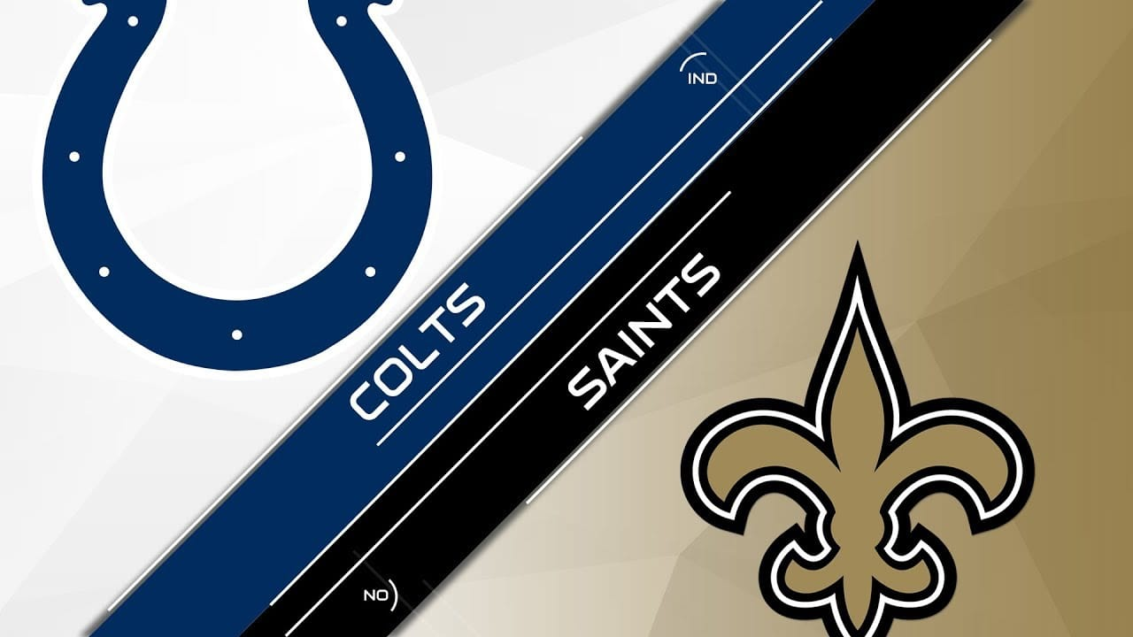 Monday Night Football Pick & Preview – Indianapolis Colts at New Orleans Saints