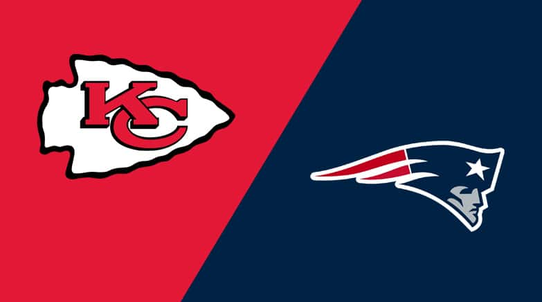 Kansas City Chiefs at New England Patriots NFL Week 14 Pick & Preview