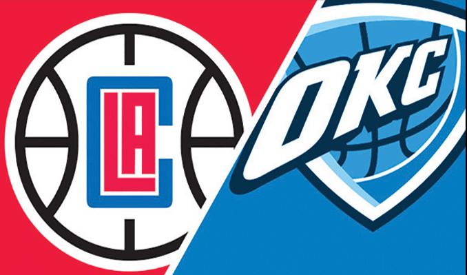 Los Angeles Clippers vs. Oklahoma City Thunder