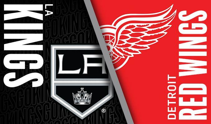 Los Angeles Kings at Detroit Red Wings Pick & Prediction 12/15/19