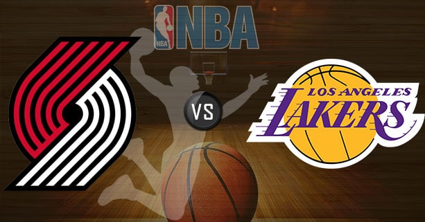 Los Angeles Lakers at Portland Trail Blazers Betting Pick & Preview 12/06/19
