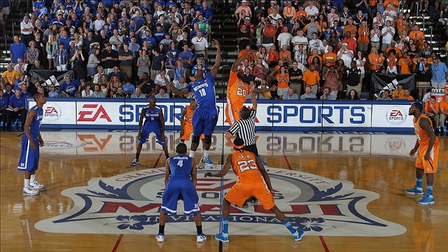 Memphis Tigers vs. Tennessee Volunteers