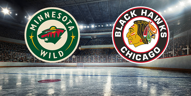 Minnesota Wild at Chicago Blackhawks Betting Pick & Preview 12/15/19