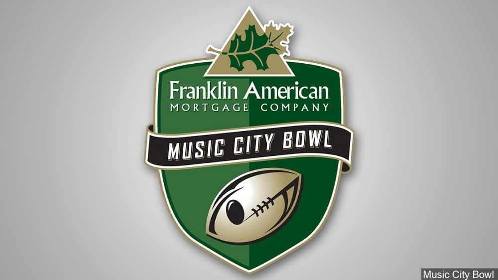music city bowl betting odds