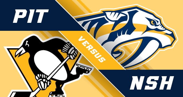 Nashville Predators vs. Pittsburgh Penguins Betting Pick & Preview 12/28/19