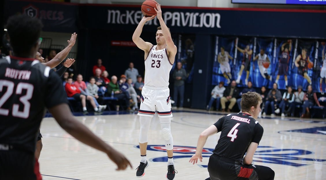Northern Illinois Huskies vs. Saint Mary's Gaels Free Pick & Preview 12/05/19