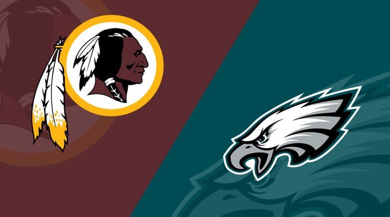 Philadelphia Eagles at Washington Redskins