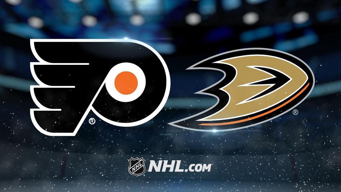 Philadelphia Flyers vs. Anaheim Ducks Betting Pick & Preview 12/29/19