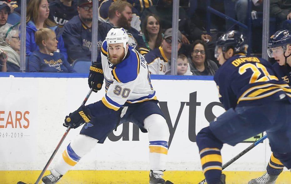 St. Louis Blues vs. Buffalo Sabres Matchup Pick & Preview 12/10/19