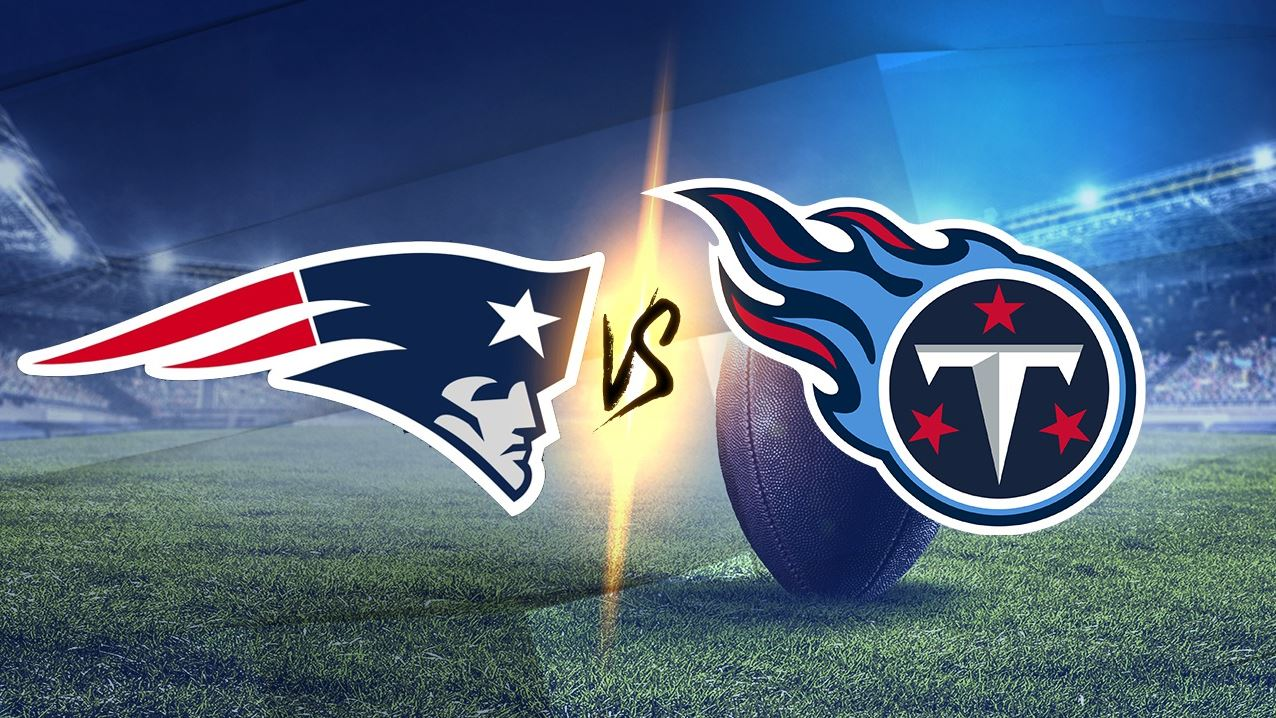 Tennessee Titans vs New England Patriots – Wild Card Odds, Pick & Preview