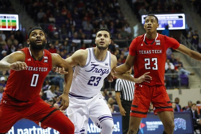 Texas Tech Red Raiders at DePaul Blue Demons Free Pick & Preview 12/04/19