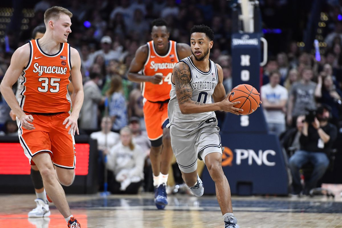 UMBC Retrievers at Georgetown Hoyas Betting Pick & Preview 12/17/19