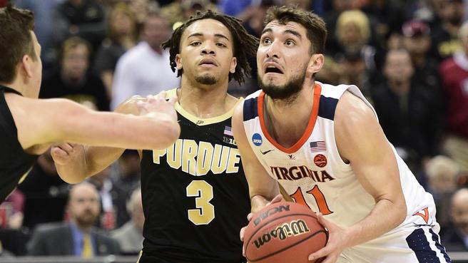 Virginia Cavaliers at Purdue Boilermakers Free Pick & Preview 12/04/19