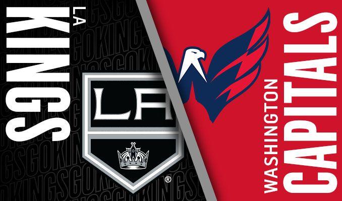 Washington Capitals vs. Los Angeles Kings Game Pick & Preview 12/4/19