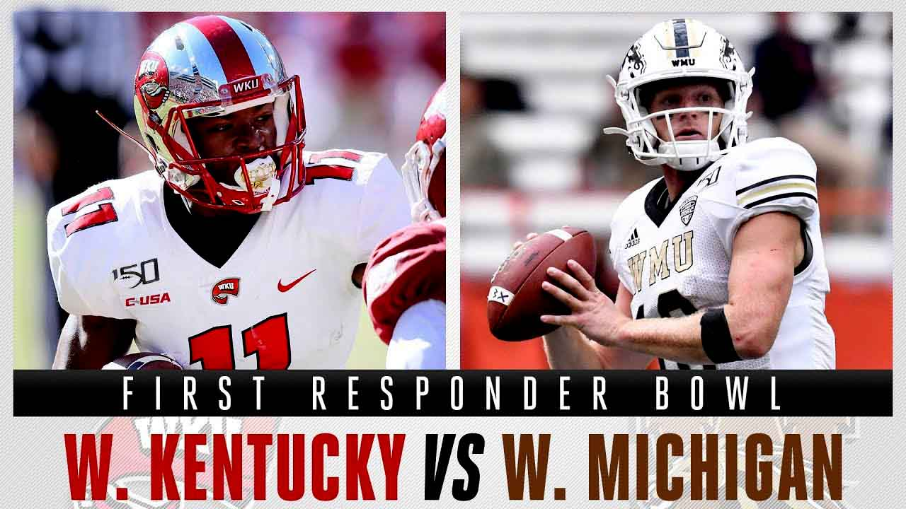 Western Michigan Broncos vs Western Kentucky Hilltoppers – First Responders Bowl Preview & Pick