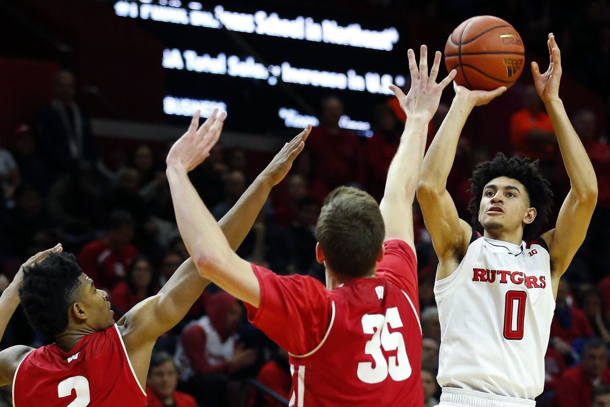Wisconsin Badgers at Rutgers Scarlet Knights ATS Pick & Preview 12/11/19