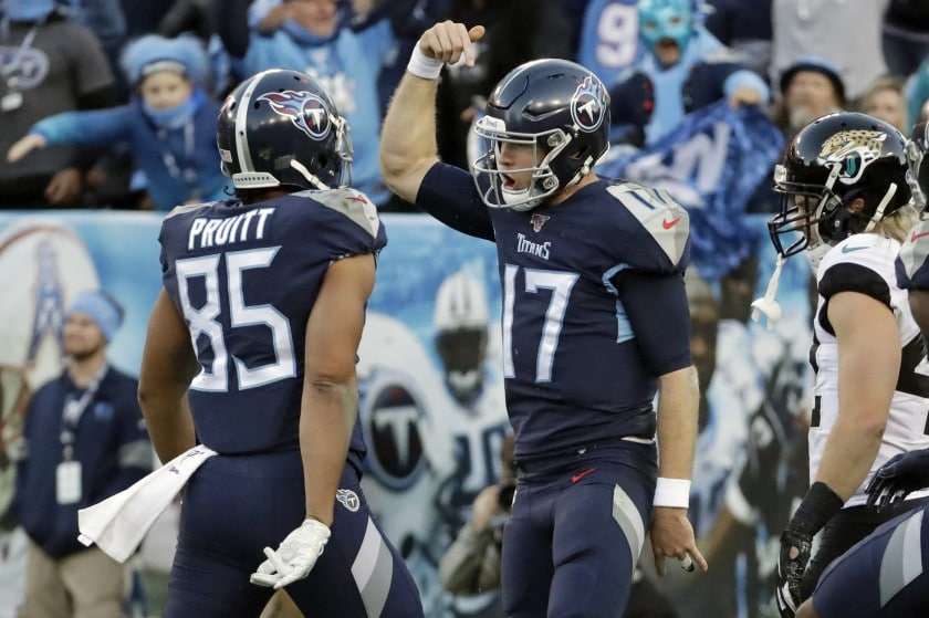 Time To Count The Tennessee Titans Out Of The Playoff Race?